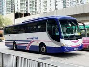 KK8200 CT Bus Ever Gain Plaza to Kwai Fong Station 08-07-2020