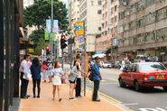 Ka On Street Citybus Stop 20151115