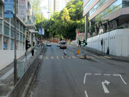 Chung Hau Street near Carmel Village St 20160728
