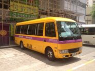 School Private Light Bus SY7483