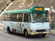MX3667 Hong Kong Island 63A 24-01-2018