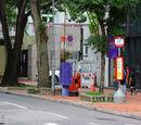 銅鑼灣 (棉花路) 總站