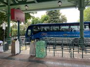 MTR arrange octopus machine in Disneyland for TE13 passengers 2 10-04-2020