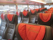 CTB 80XX 's cabin