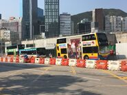 Nam Long Shan Road Bus Terminus front 02-10-2018
