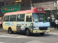 PE2826 Yuen Long to Tai Po 24-10-2019