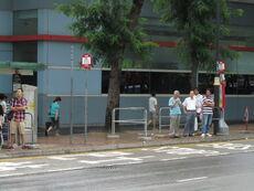 Sheung Shui Railway Station SWR 20120708-1