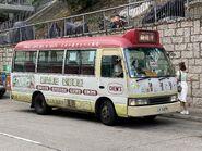 LV6070 Causeway Bay to Tsz Wan Shan 21-04-2020