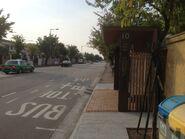 Fairview Park number ten bus stop