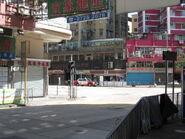 Wong Chuk Street Lai Chi Kok Road entrance