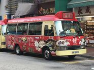 BR2182 Tsuen Wan to Cheung Shan Estate 11-10-2019