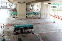 GMB Terminus under Tsing Tsuen Road 201508 -1