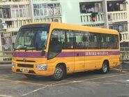 VE4416(School Private Light Bus) 24-11-2019