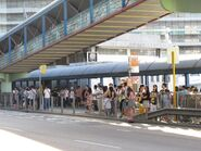 Wan Chai Ferry Pier Convention Ave Jul12