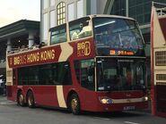 PK2908 Big Bus Hong Kong Island Tour 18-01-2018