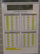 NR771 timetable eff 202003