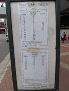 NR324 timetable Apr12