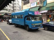 EN8724 Ma Tso Lung Lorry Bus in Sheung Shui terminus(2) 25-03-2015