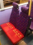 NWSTbus prority seats
