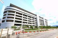 Shing Kai Road outside EMSD Headquarters 201804 -1
