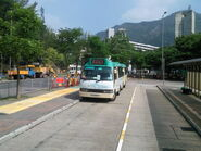 Fu Shan BT GMB 33 parking