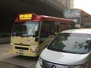 VC3522 Cheung Sha Wan to Belvedere Garden 18-12-2019