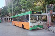 2061 NWFB 43X(No show bus route number)