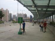 Ho Man Tin Station PTF Kowloon GMB 8 and 8M place 23-10-2016