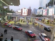 Hung Hom Station E loading bays Feb12