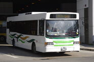 NLB Volvo B6LE (with Jit Luen bodywork) VL3 HU4792 on Route 38