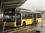 TD5321(06) Lok Ma Chau – Huanggang Cross-boundary Shuttle Bus Service 31-05-2019