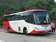 Jackson Bus VM8747 Free MTR Shuttle Bus S1A 01-07-2019