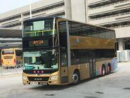 VR4581 Hong Kong-Zhuhai-Macau Bridge Shuttle Bus 26-10-2018