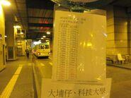 11M Mount Pavilia Service Timetable Hang Hau