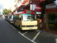 HY497 To Kwa Wan to Tsuen Wan