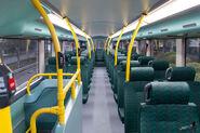 MTR 320 upper deck cabin 1
