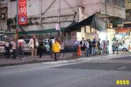 Changsha St temp stop 20141108