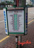NTGMB 411 RouteInfo