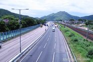 Fanling Highway near Tai Heng-N(0710)