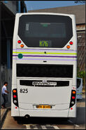 MTR 825 Rear