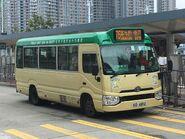 KD4812 New Territories 75(San Tin to Lok Ma Chau Station departure) 29-05-2019