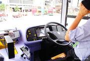 CTB 8900 Dashboard