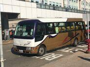 EL9668 Horizon Plaza Shuttle Bus 28-12-2019