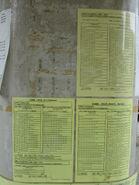 NR04 2011 schedule