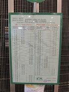 NR764 timetable eff 20120901