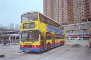CTB 669@969 in 2nd Tin Shui Wai bus terminus