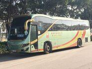 Lung Wai Tour KP3229 MTR Free Shuttle Bus TE14 10-01-2020