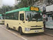 070026 ToyotacoasterWK7611,KL18M