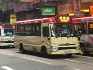 JA447 Mong Kok to Wong Tai Sin 08-03-2019