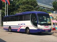 CT Bus KK8200 MTR Free Shuttle Bus S1A 01-10-2019